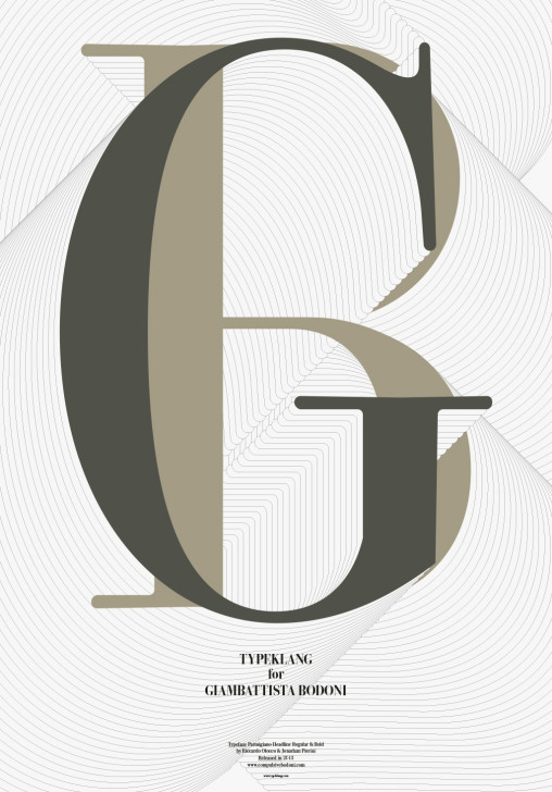 compulsive bodoni for atypi 2013